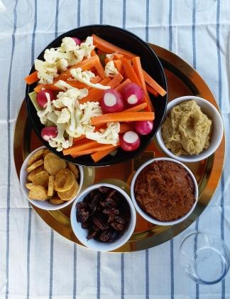 croques et sauces